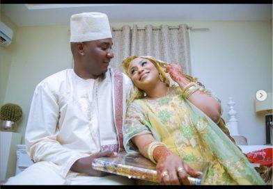 Wenye wivu wajinyonge! Diamond's sister Esma shows love to hubby after being married as 3rd wife